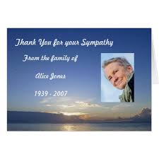sympathy thank you cards bereavement thank you notes for cards flowers and attending the