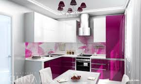 Purple Kitchen Decorating Ideas Kitchen Exquisite Awesome Purple White Kitchen Designs Kitchen