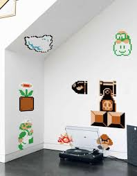 Super Mario Decorations Decorations New Super Bros U Large Decals Blik New Donkey Kong