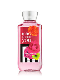 mad about you shower gel signature collection bath body works