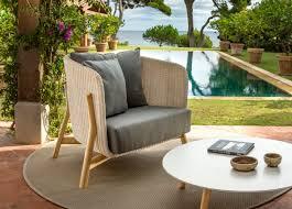 Modern Garden Table Round Garden Coffee Table Contemporary Garden Furniture At Go Modern