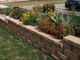 Backyard Retaining Wall Ideas Retaining Wall Designs Ideas Front Yard Retaining Wall Ideas