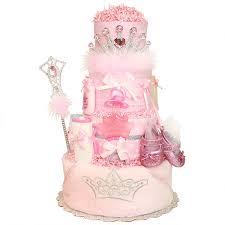 sparkle princess diaper cake 0 00 diaper cakes mall unique