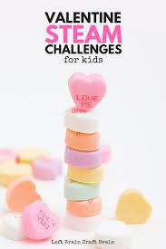 valentine u0027s day steam challenges for kids left brain craft brain