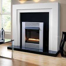 flueless gas fire tgc15530 flueless inset contemporary linear