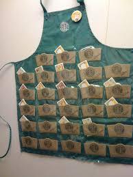 the green apron apron starbucks and board