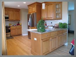 how to paint golden oak kitchen cabinets kitchens with golden oak cabinets page 1 line 17qq