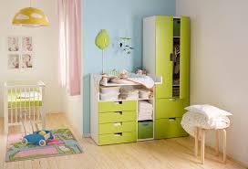 ikea chambre bébé complète armoire bã bã ikea avec chambre enfant bébé hensvik fille attrayant