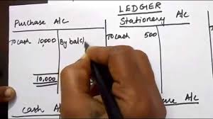 introduction to accounting journal ledger u0026 trial balance