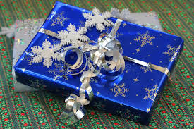 beautiful gifts beautifully wrapped christmas gifts stock image image of