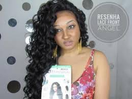 21 tress human hair blend lace front wig hl angel r b collection 21tress human hair hl angel duquesahair youtube