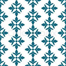 blue wrapping paper vintage blue background floral islamic ornament beautiful