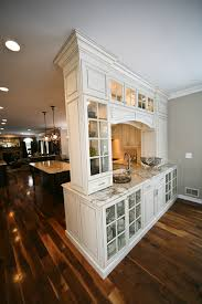 glass cabinets in kitchen perfect balance kitchen wall new jersey by design line kitchens