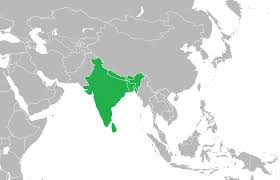 south asia countries map south asia subregional economic cooperation