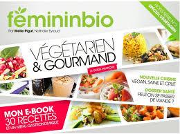 gourmand magazine cuisine magazine hors série végétarien sur femininbio