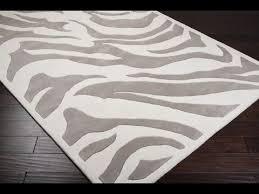 Zebra Bath Rug Zebra Print Rug Zebra Print Bathroom Rug Set