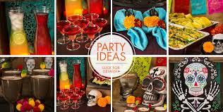 dia de los muertos decorations day of the dead party supplies dia de los muertos party city