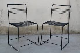 Wire Patio Chairs by Black Metal Dining Chairs Metal Outdoor Dining Table And Chairs