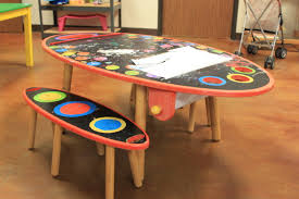 amazing art table for kids 9l23 tjihome