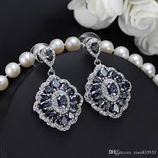 not on the high earrings 2018 women earrings in europe and the big brand fashionable high