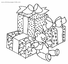 coloring delightful holiday color pages birthday coloring