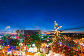 Zoo Lights Phx by Where To See Christmas Holiday Lights In Phoenix