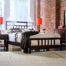 RC Willey Ligna Zen Collection Piece Queen Bedroom Set - Zurich 5 piece bedroom set