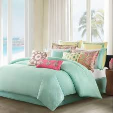 mint green bed comforters home design comforter and bedding