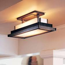 Kitchen Fluorescent Light Fittings Fascinating Kitchen Light Fixture Flush Mount Kitchen Lighting