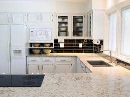 Kitchen Counter Designs by Kitchen Countertop Options Brown Wooden Laminated Floor Decorate