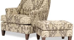 accent chairs accent chairs with ottomans frightening small