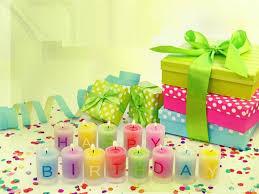 happy birthday candles happy birthday candles and presents birthday hd wallpapers