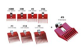 haircut razor sizes do you know your hair clipper guard sizes my hair clippers