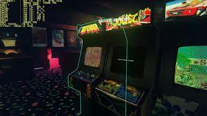unreal engine 4 retro arcade game room i7 4770k gtx 780ti 1080p 60