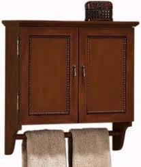 Bathroom Wall Cabinet With Towel Bar Wall Bar Cabinet Foter