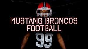 mustang broncos football mustang bronco football intro 2