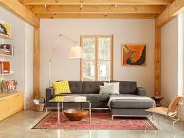 fireplace living room maple tan modern hardware tv storage