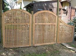 Privacy Fence Ideas For Backyard Best 25 Privacy Fences Ideas On Pinterest Horizontal Fence