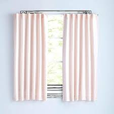 Light Pink Curtains Pink Curtains Solar Pink Blackout Pencil Pleat Curtains Shabby