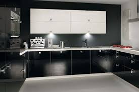 black white kitchen ideas make kitchen with black and white colors style home