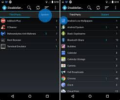 disable google services and system apps you aren u0027t using on