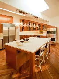 kitchen island black rectangle wooden stained kitchen islands