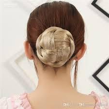 hair bun donut fashion womens hair bun donut synthetic scrunchie hair bun cover
