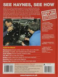 nissan micra service and repair manual haynes service and repair