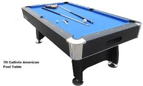 7ft pool table for sale 7ft callisto american snooker pool end 9 18 2018 10 15 am