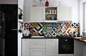 kitchen backsplash colors top 15 patchwork tile backsplash designs for kitchen