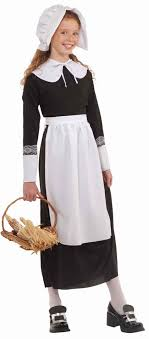 the child instant pilgrim set thanksgiving costume children size