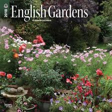 english gardenswall calendar 9781465092793 calendars com