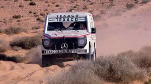 mercedes rally mercedes benz another milestone of g class history in