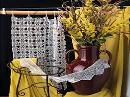 Free Curtain Patterns Crochet Curtains Pattern Choice Image Craft Pattern Ideas